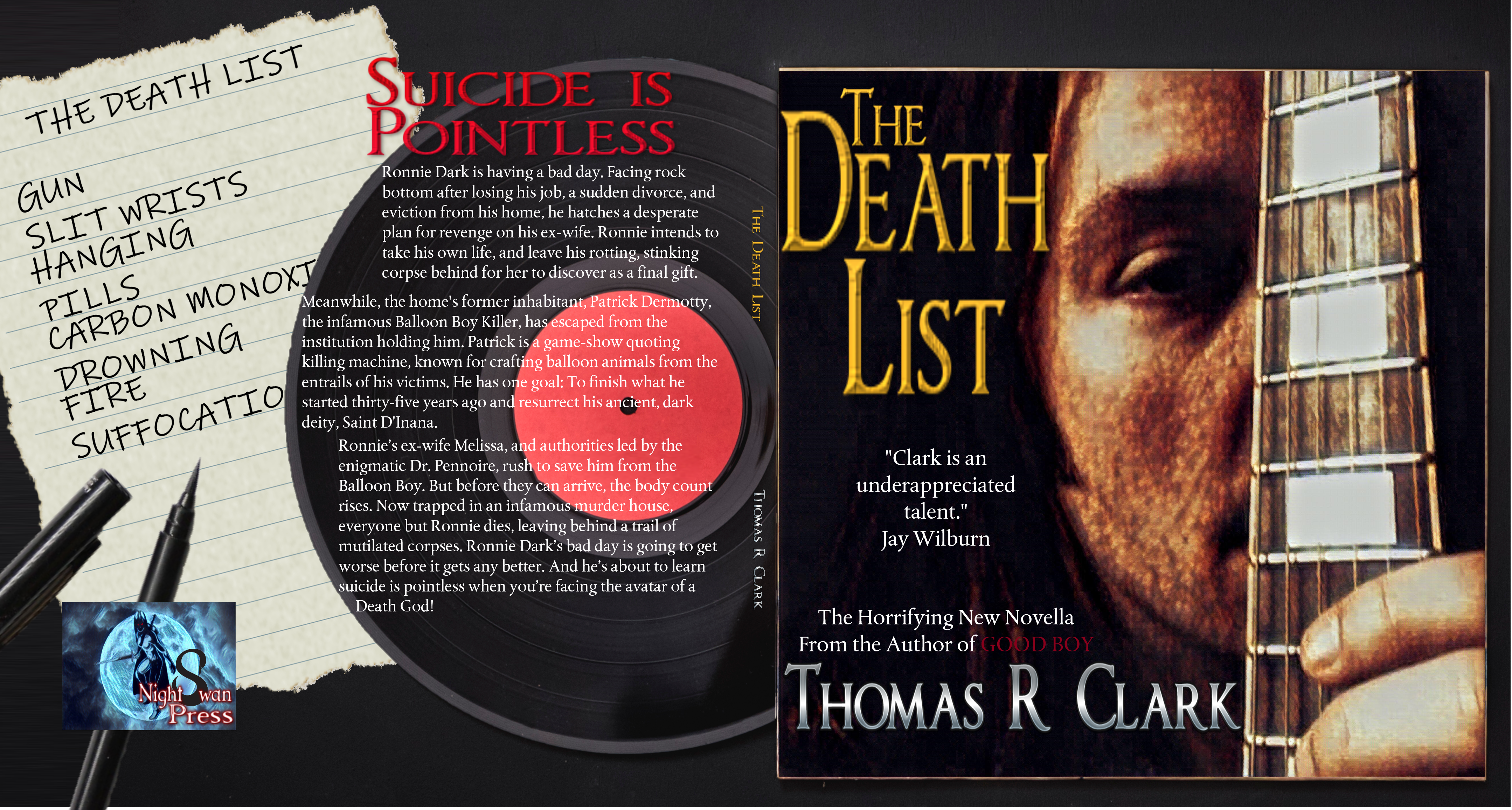 the death list final COVER DEMO TEST